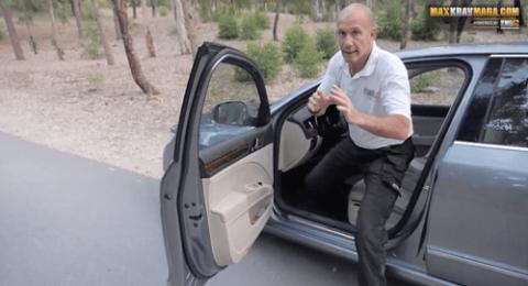 Intro To Anti Car Jacking And Road Rage Defense Maxkravmaga