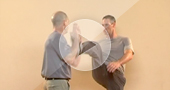 Hand Defenses Against Regular (Front) Kicks P3