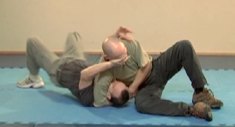Escaping Side Headlocks on the Ground P3