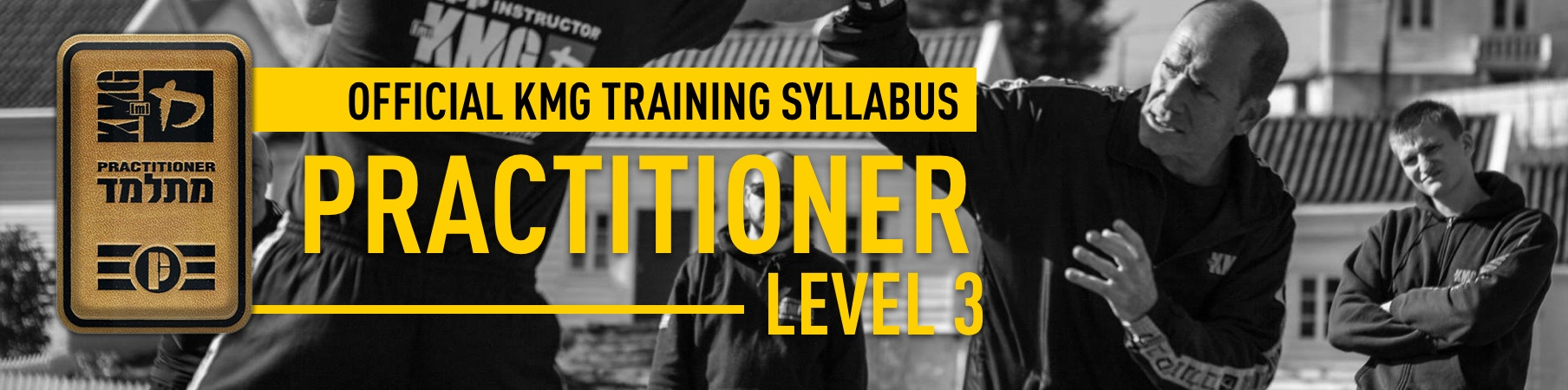 P3 Training Program Introduction A Word From Eyal MaxKravMaga